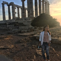 #kenzoftravel in poseidon temple